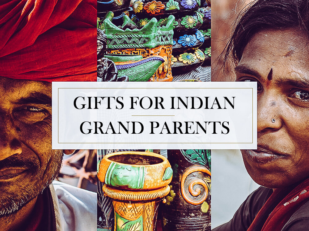 Gifts For Indian Grandparents