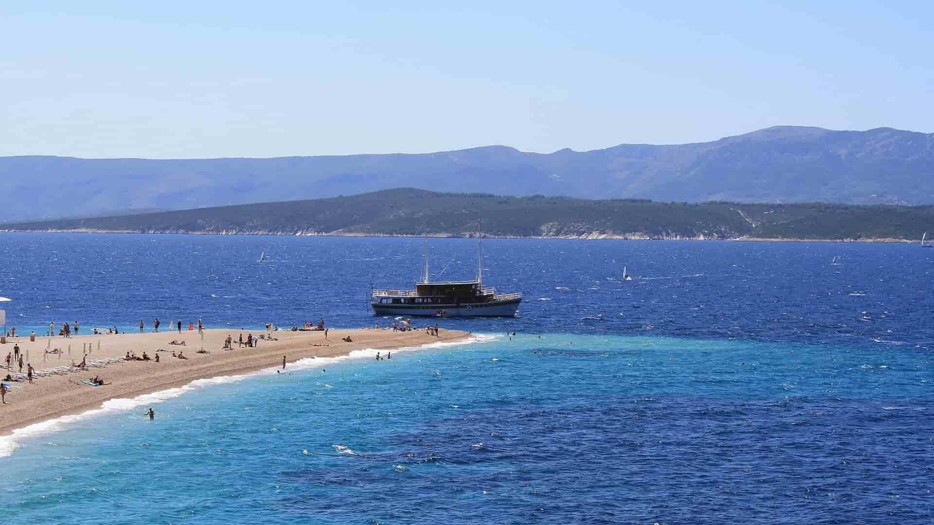 Croatia Island City
