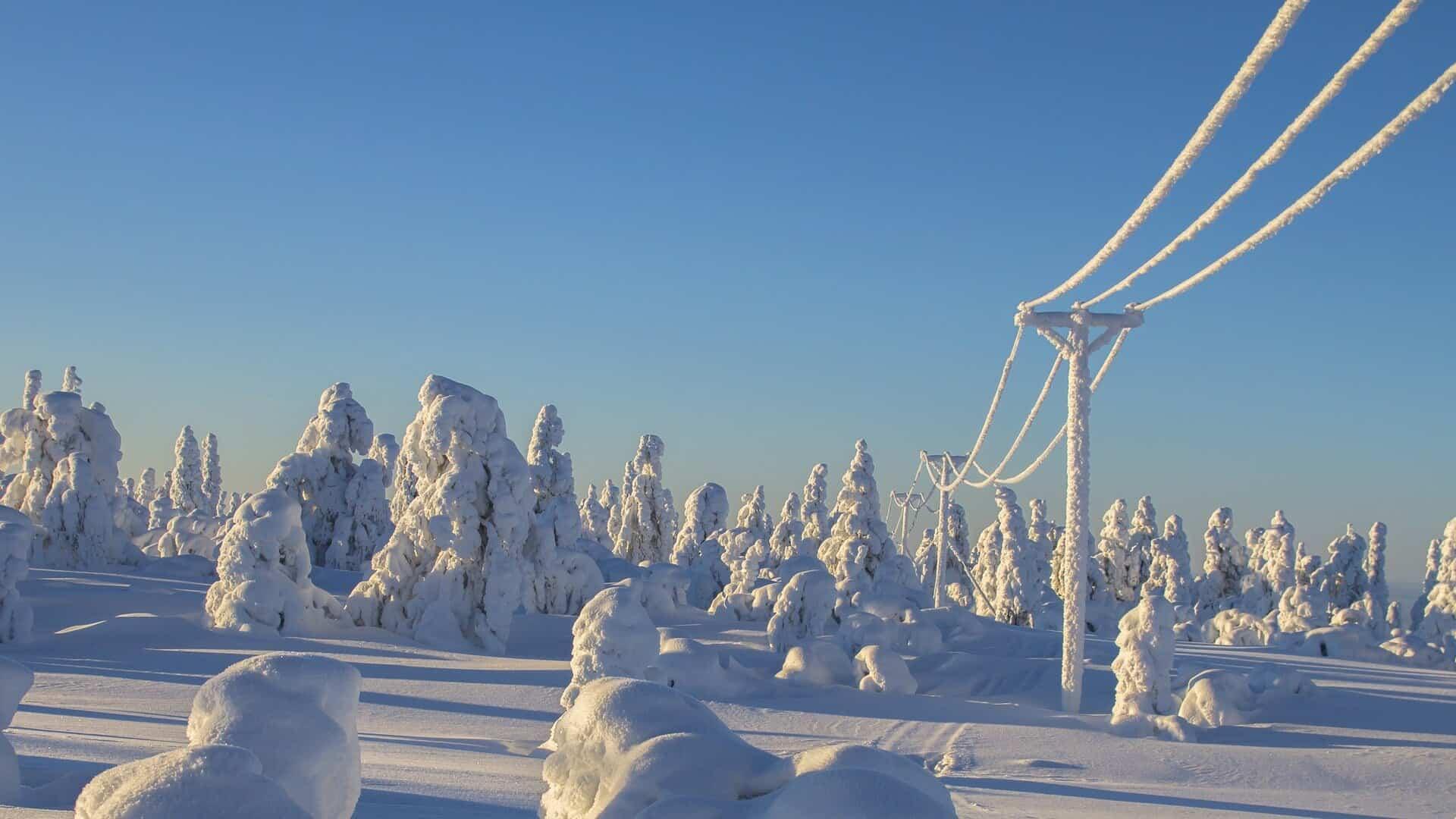 Lapland Finland Winter Season WHATTOGETMY