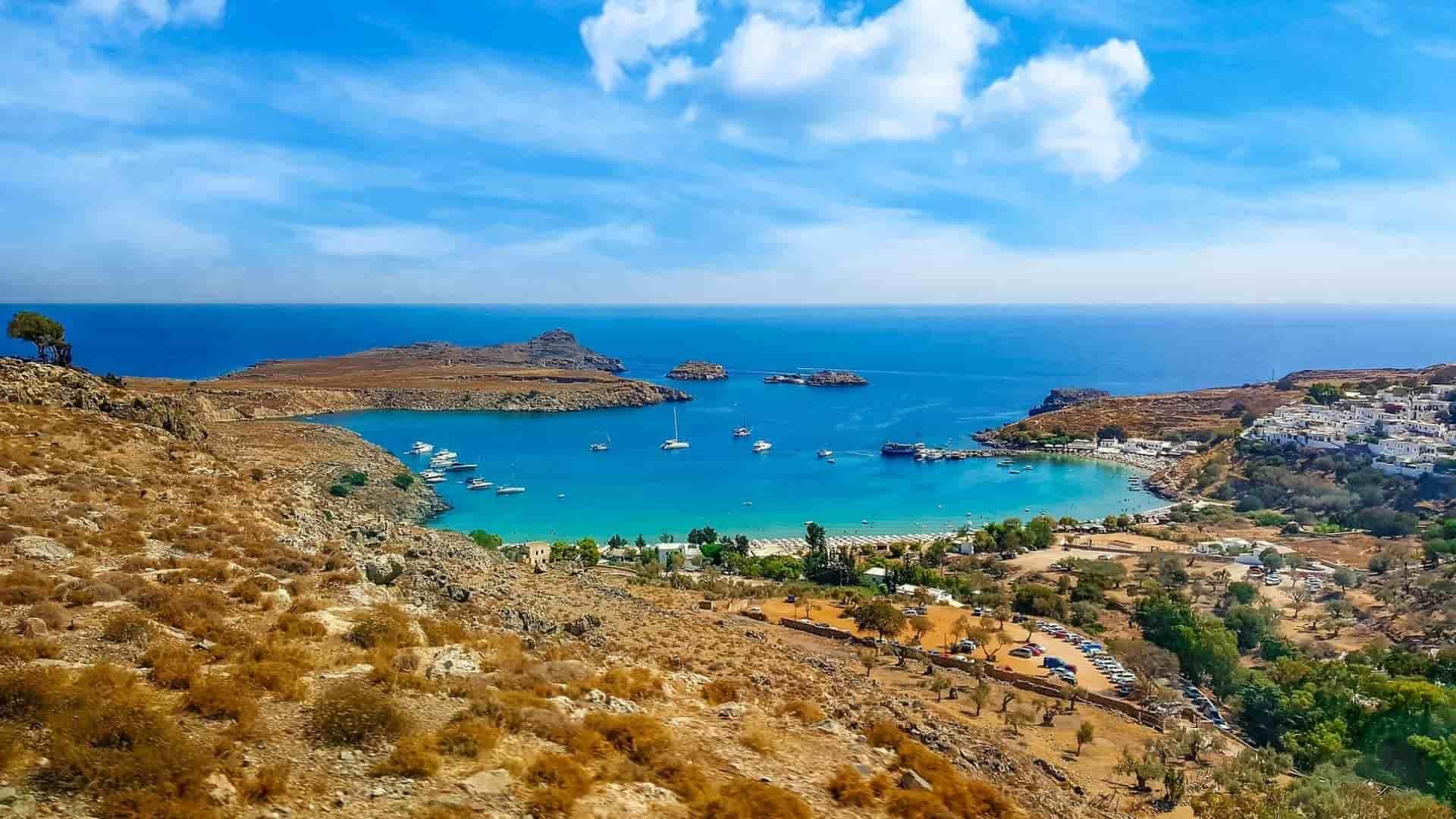 greek isles Central Greece region