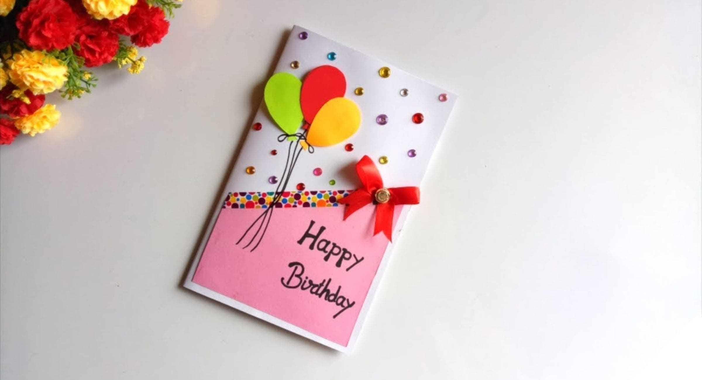 A special birthday card