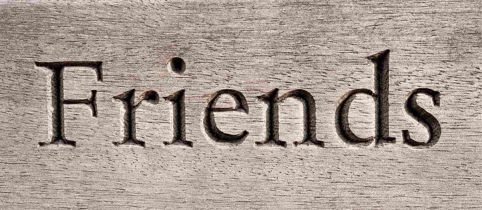Become That Good Friend on Social Media