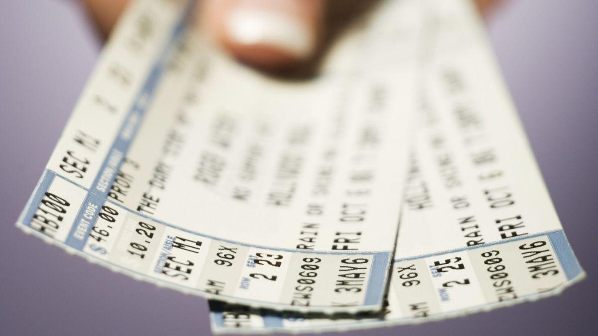 Ticket Gift