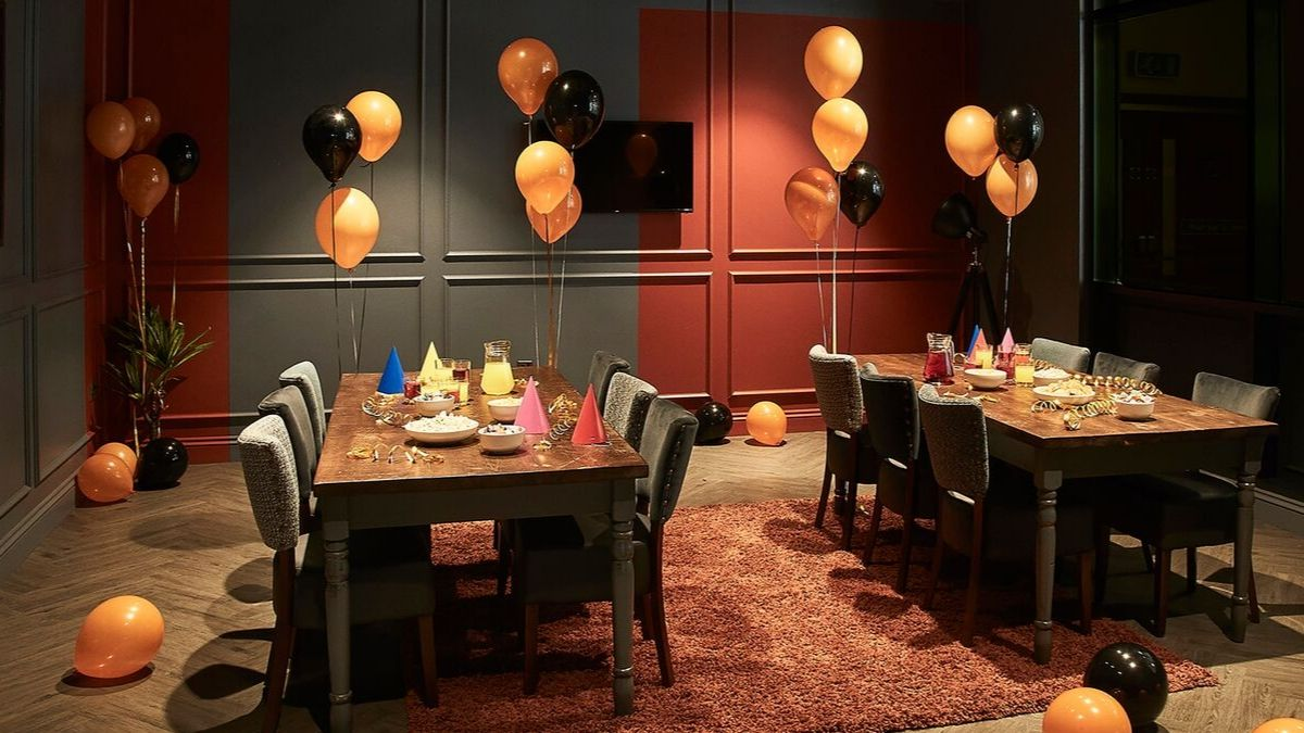 Escape Room birthday with boyfriend