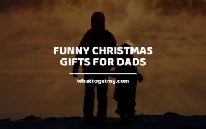 Funny Christmas Gifts for Dads whattogetmy