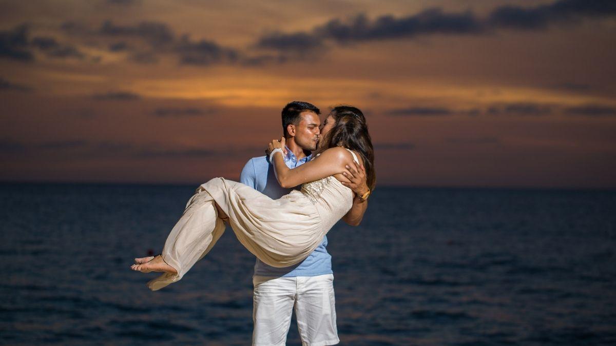 Romantic Getaway Travelling with boyfriend