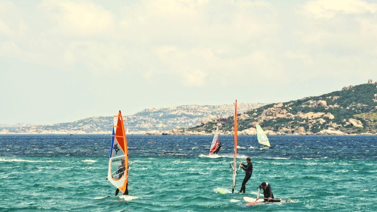 Water Activities windsurfing