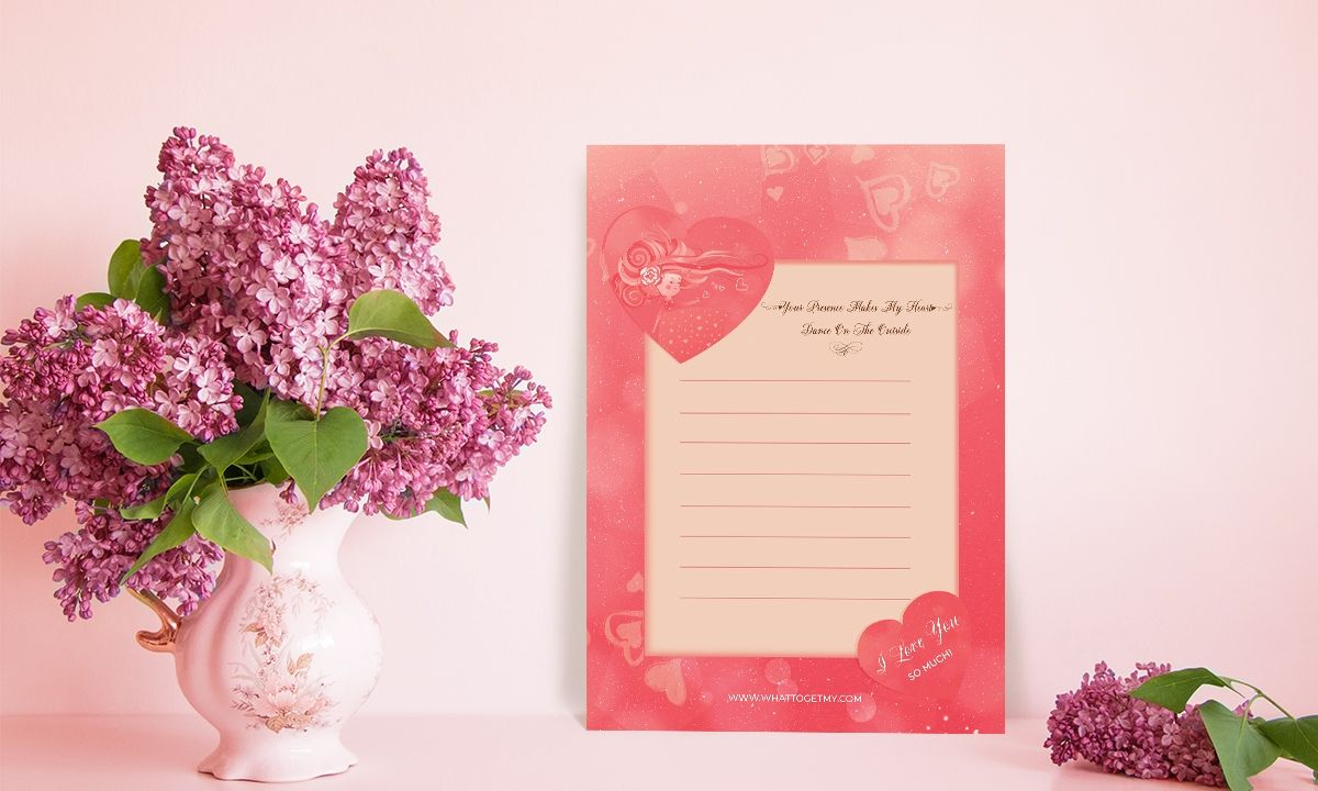 Download This Free Printable I Love You CardFor Your Girlfriend