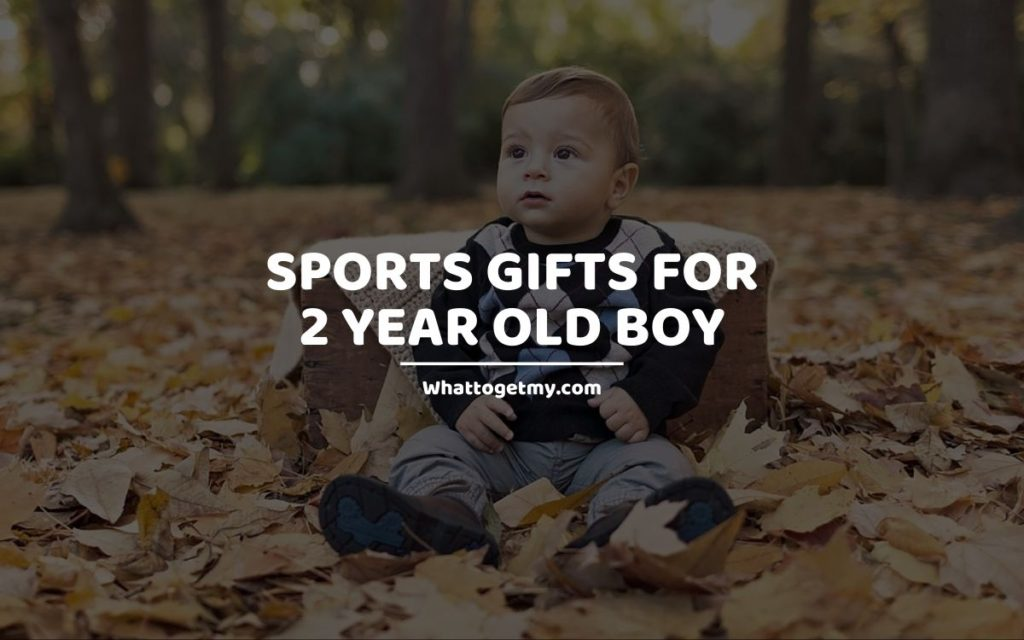 Sports Gifts For 2 Year Old Boy whattogetmy
