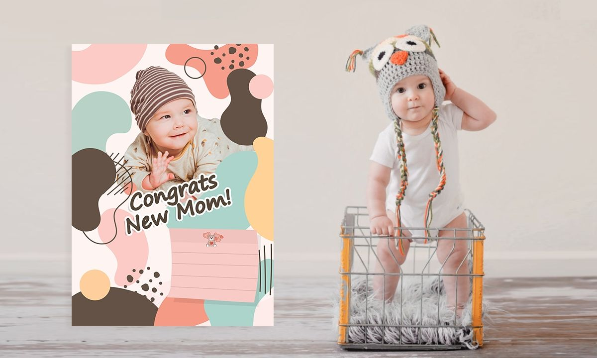 Download This Free PrintableCard For New Mom