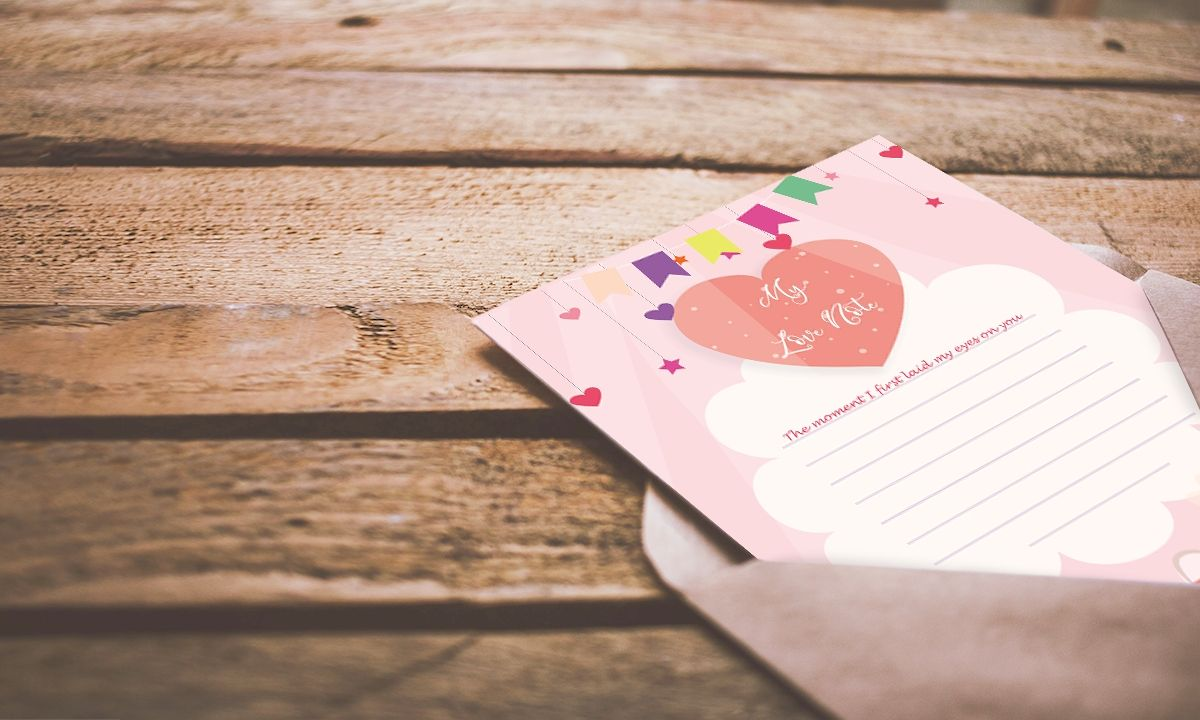 Download This Free PrintableCard For Your Love