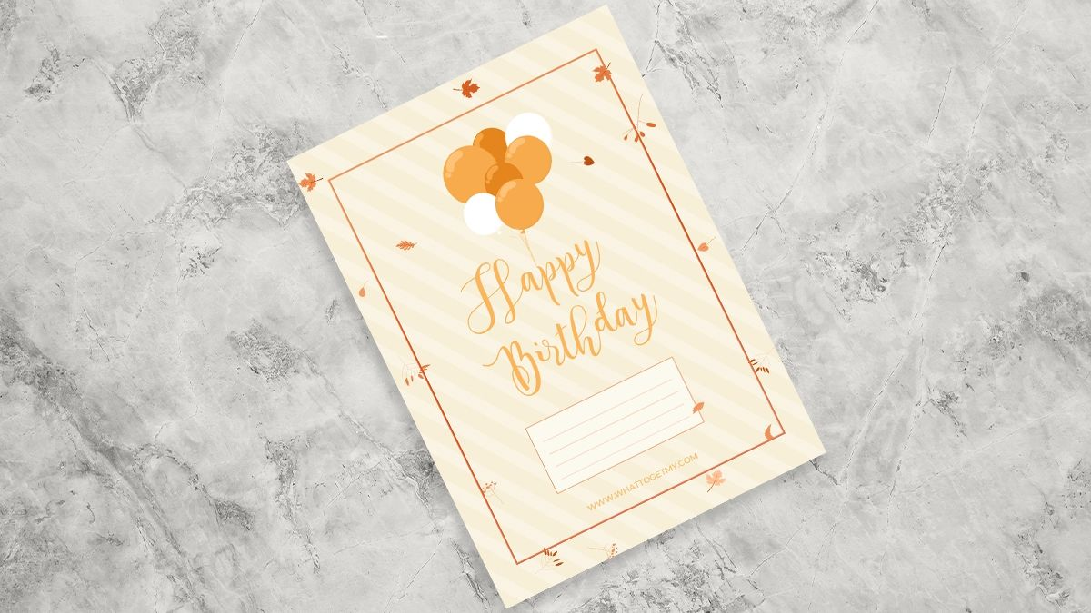 Happy birthday free printable card for boyfriend