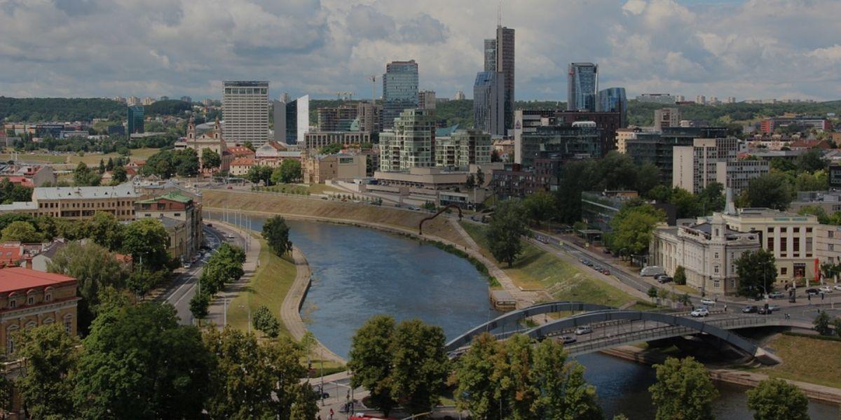 Lithuania capital city Vilnius