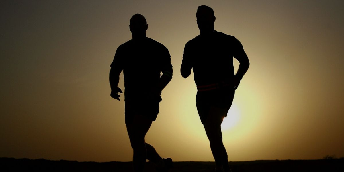 1. Your capabilities and goals while joggingrunning