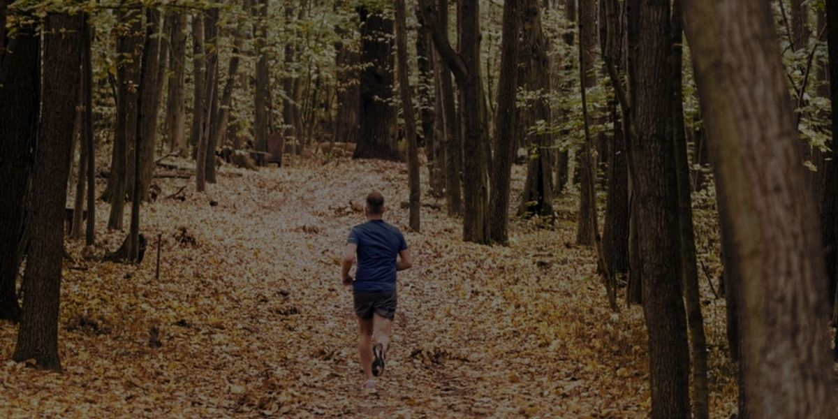 2. Consider minutes and not miles while joggingrunning