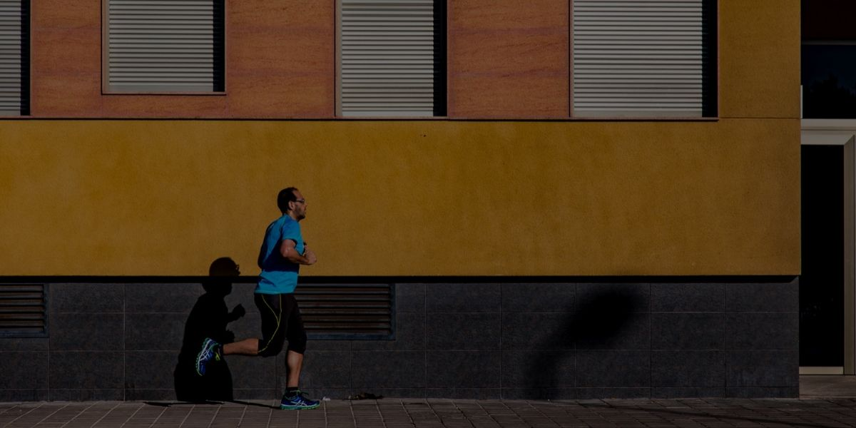 3. Know your boundaries while joggingrunning