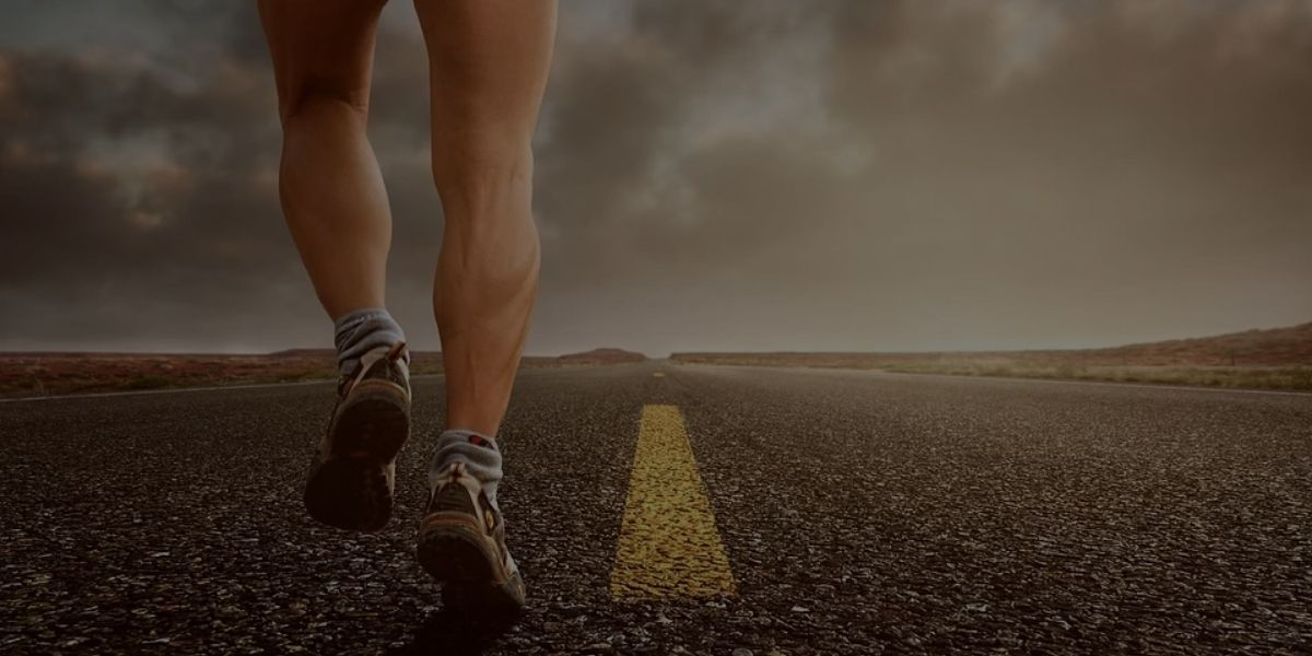 5. Choose your own pace while joggingrunning