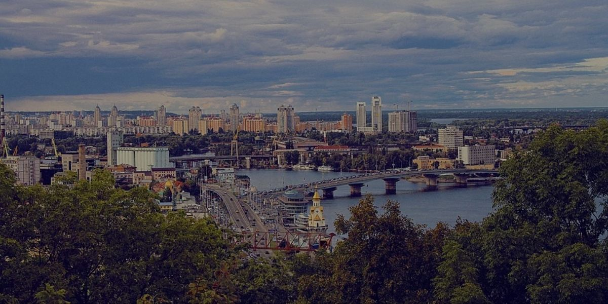 Ukraine capital Kyiv