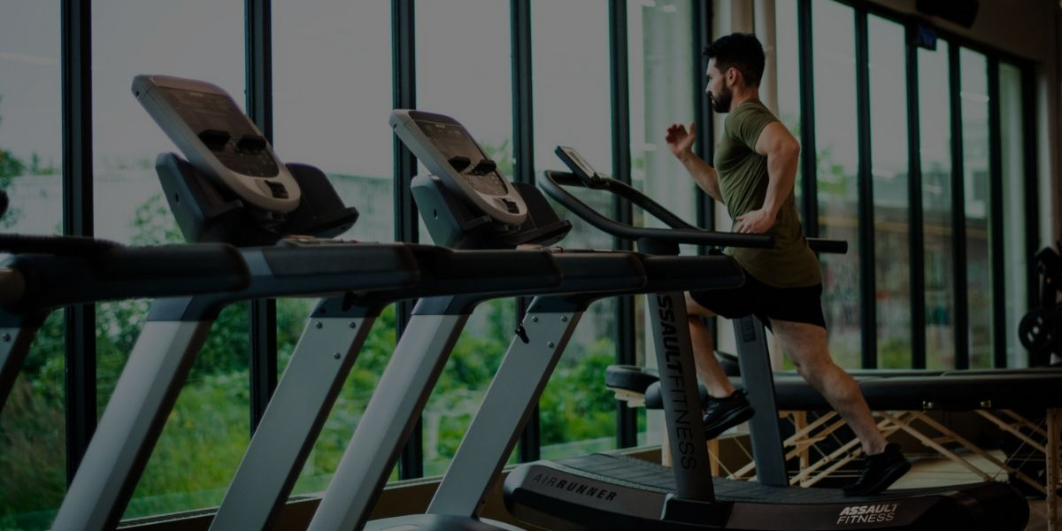 Use Treadmill at home for runningjogging