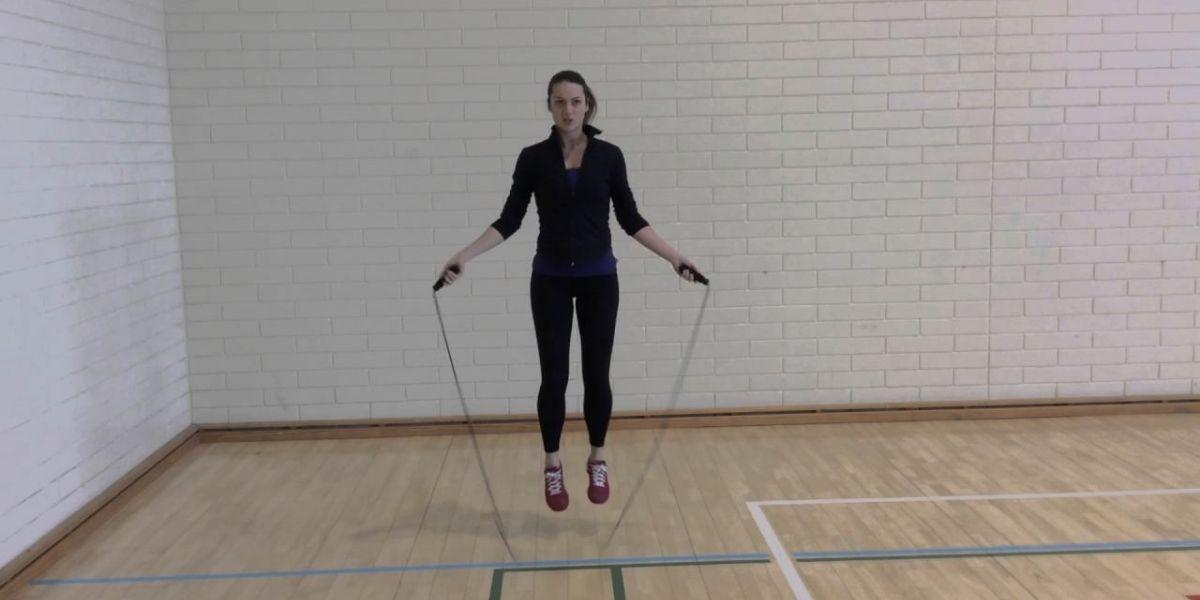 Jumping rope (Skipping)