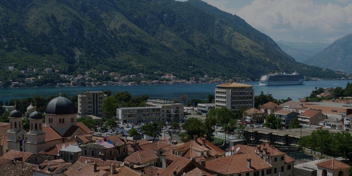 Montenegro capital Podgorica