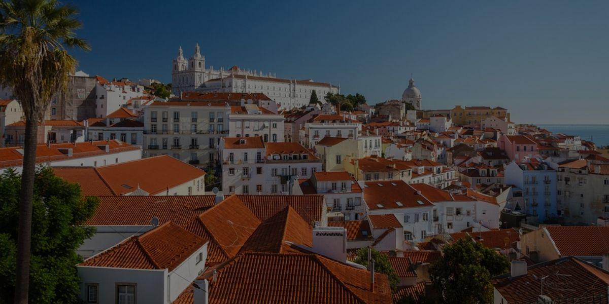Portugal capital Lisbon