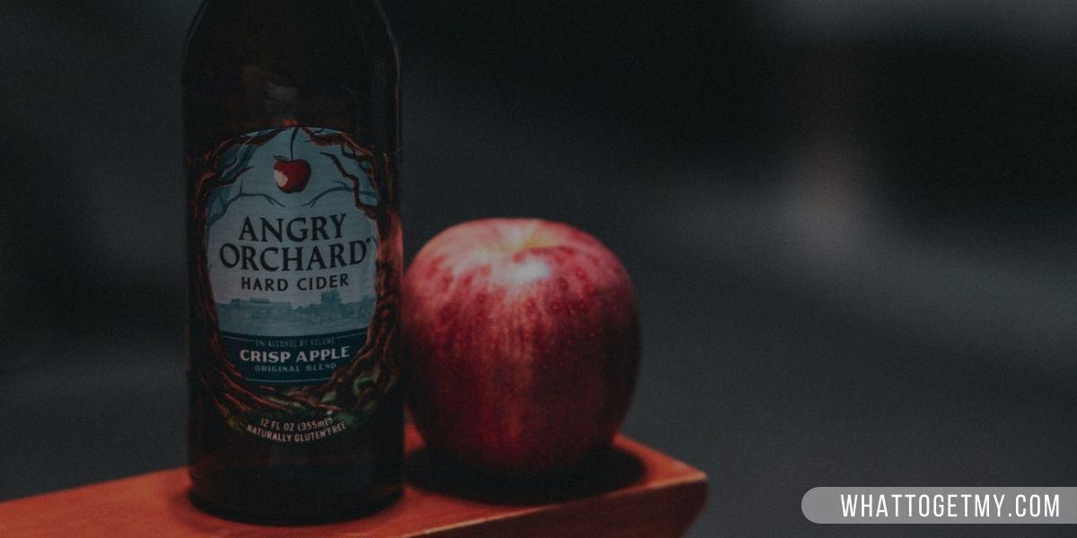 Apple Cider Vinegar (Substitute For Caffeine)
