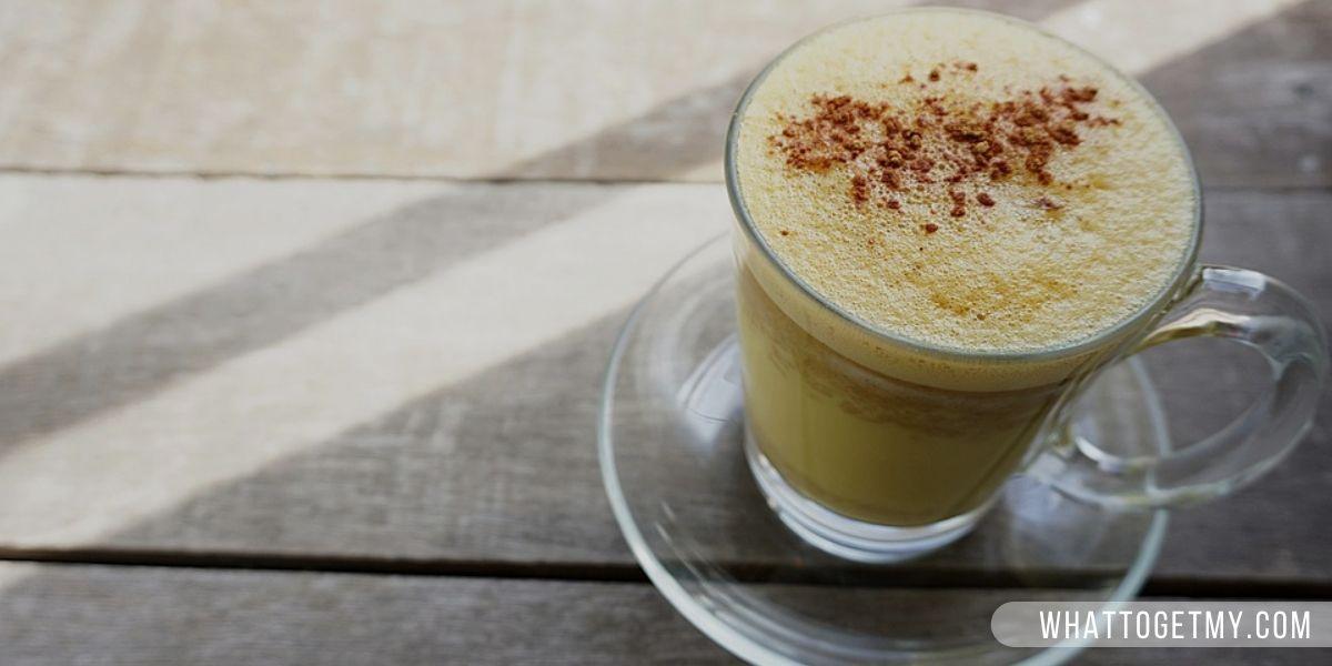Golden Milk (Healthy Alternatives to Coffee)