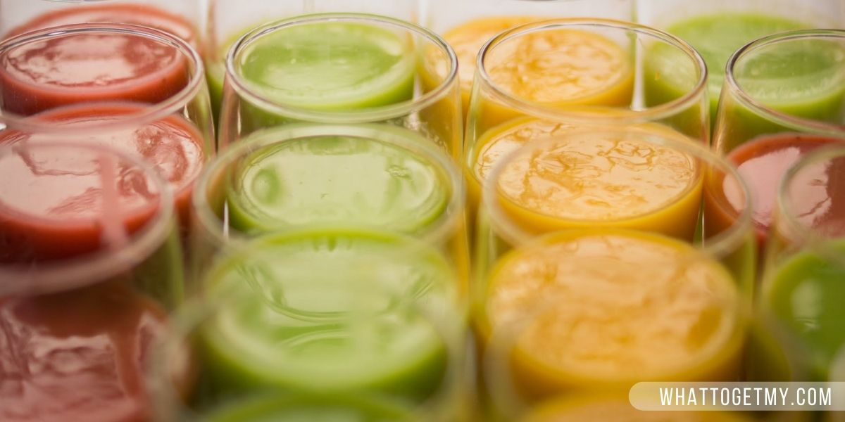 Smoothies (Healthy Alternatives to Coffee)