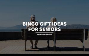 Bingo gift ideas for seniors