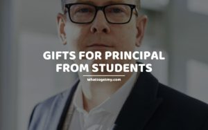 Gifts For Principal From Students
