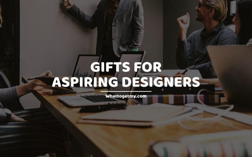 GIFTS FOR ASPIRING DESIGNERS