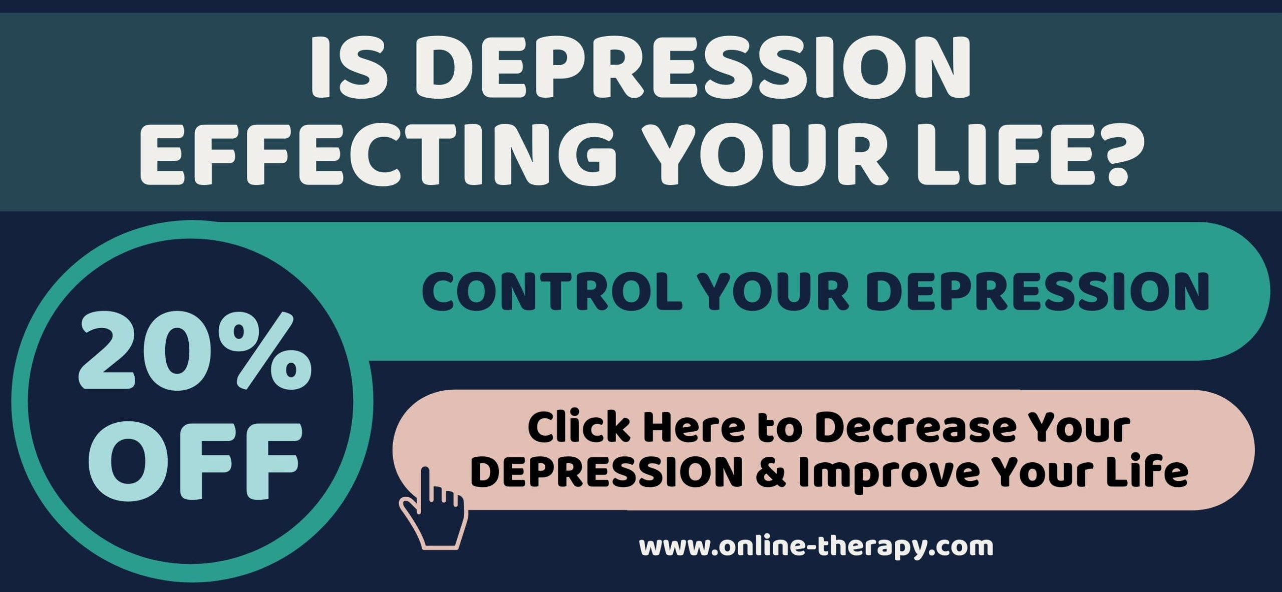 IS DEPRESSION EFFECTING YOUR LIFE (Call to expert online)