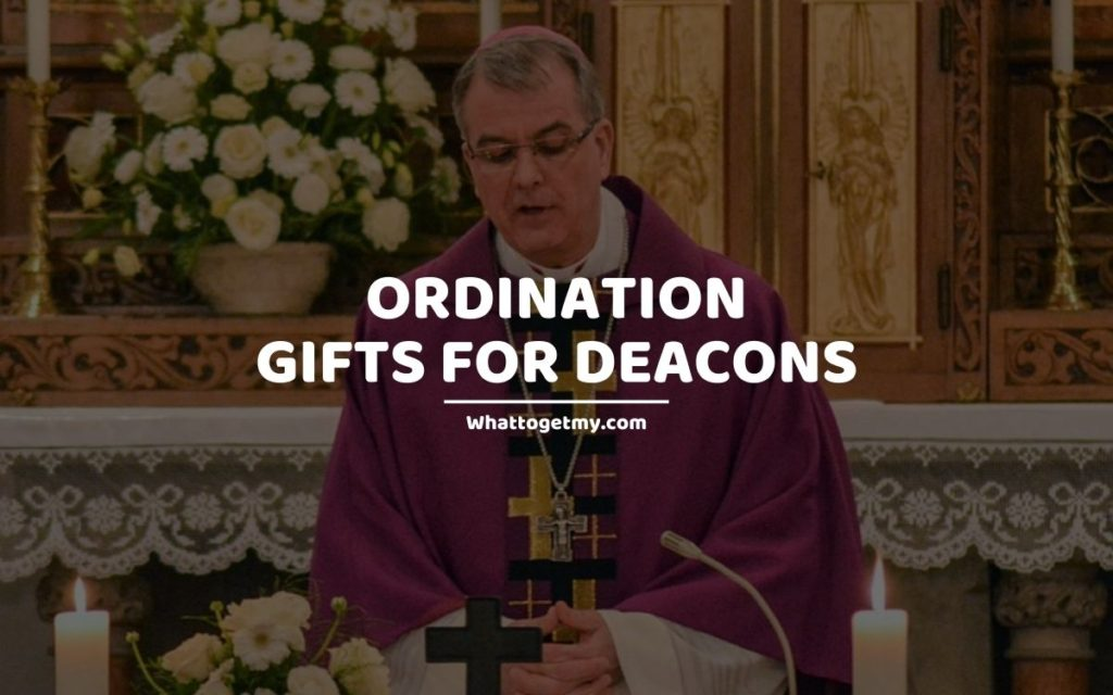 Ordination Gifts For Deacons