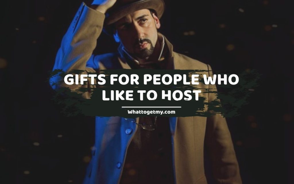 Gifts for People Who Like to Host