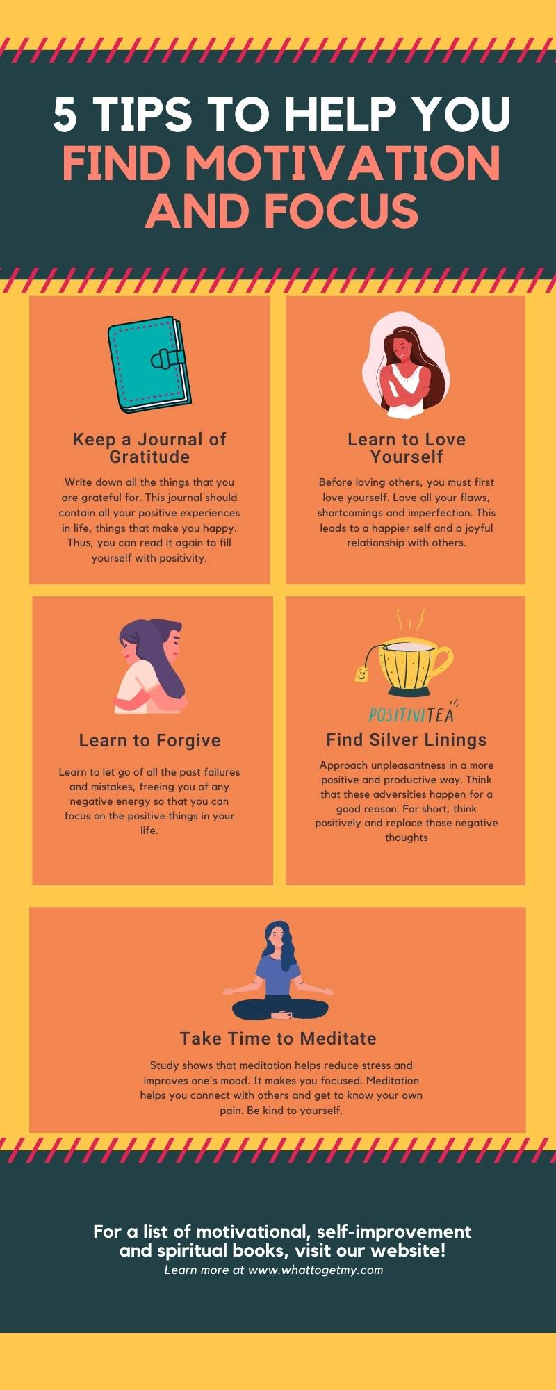 tips to help you focus