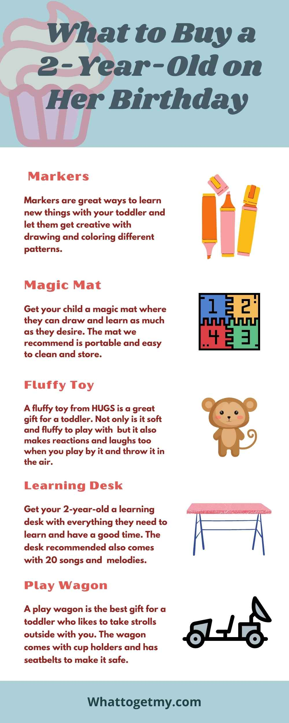What to Buy a 2-Year-Old on Her Birthday