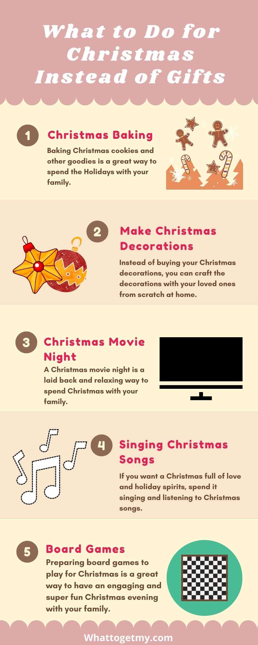 What  to Do for Christmas Instead of Gifts
