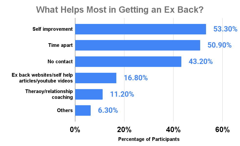 What Helps Most in Getting an Ex Back_