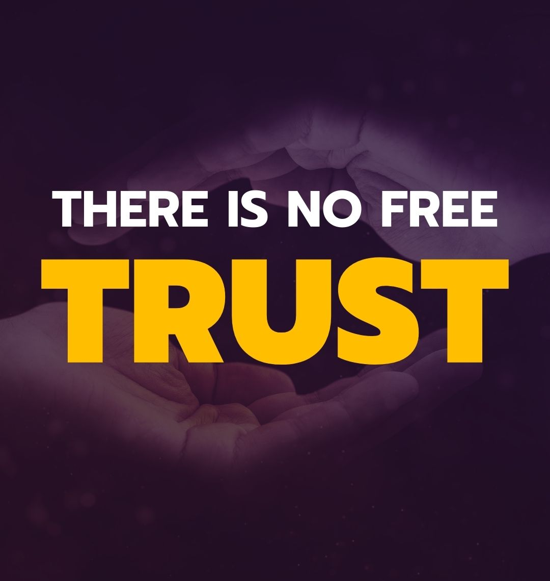 there is no free trust